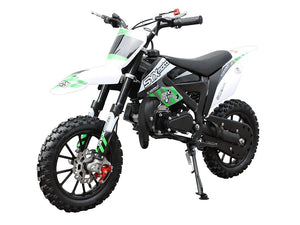PAD50-2 motocross dirt bike 49cc