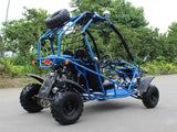 110cc Go Kart With Steel Wheels & Spare - DF-MOTO