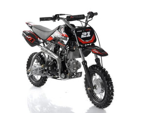 Apollo 70cc Motocross Dirt Bike - Fully Automatic DB-21 | AGB-21C-70