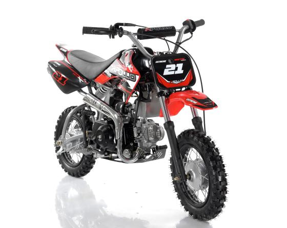 Apollo 70cc Motocross Dirt Bike - Semi Automatic DB-21 | AGB-21K-70