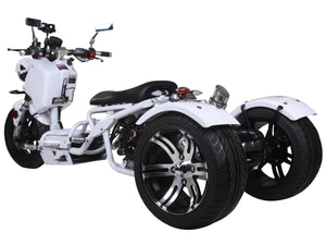 2020 MADDOG Trike Scooter 150cc Automatic - IceBear - PST150-19N