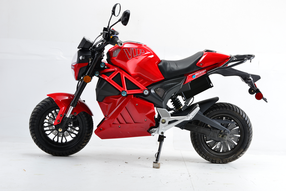 Buy Boom Bd581z Electric Motorcycle 2000w Super Bike 72v