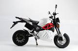 Boom 2000W Brushless 72V Electric Motorcycle BD581Z - Little Monster