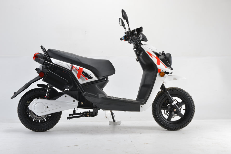 2019 Boom 2000w Brushless Electric Moped Scooter - BD576Z