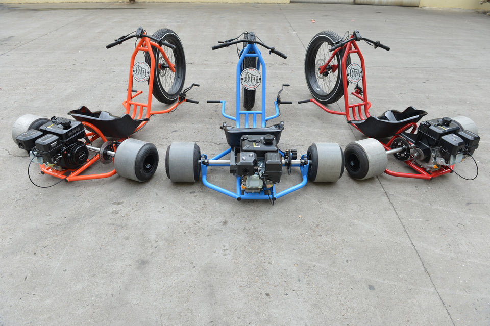 Drift Trike Gang Fat Drifter Three-Wheels 208cc
