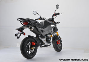 2020 Venom x20 | 125cc Motorcycle | Street Legal