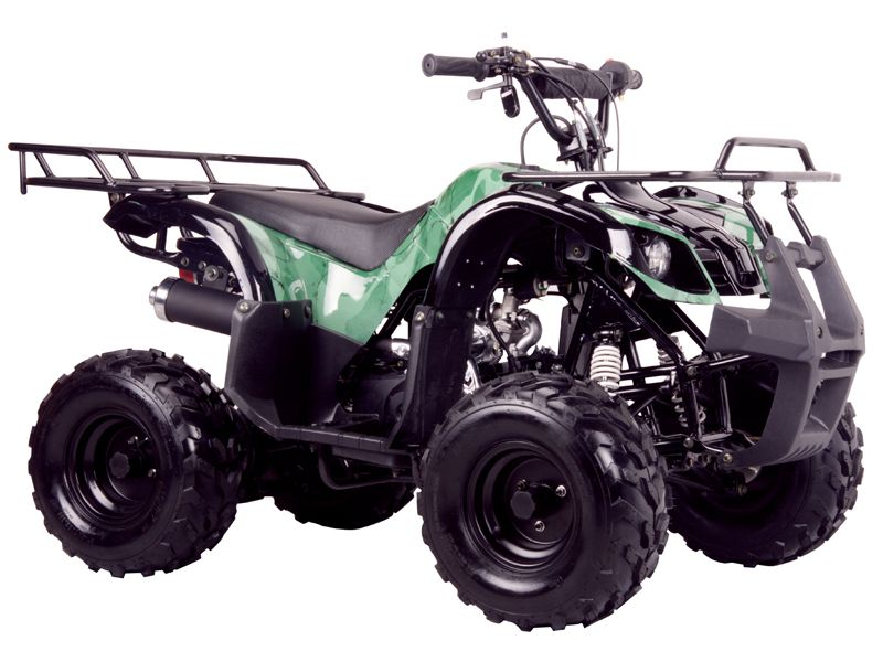 Camo green coolster atvs free shipping in USA no Taxes