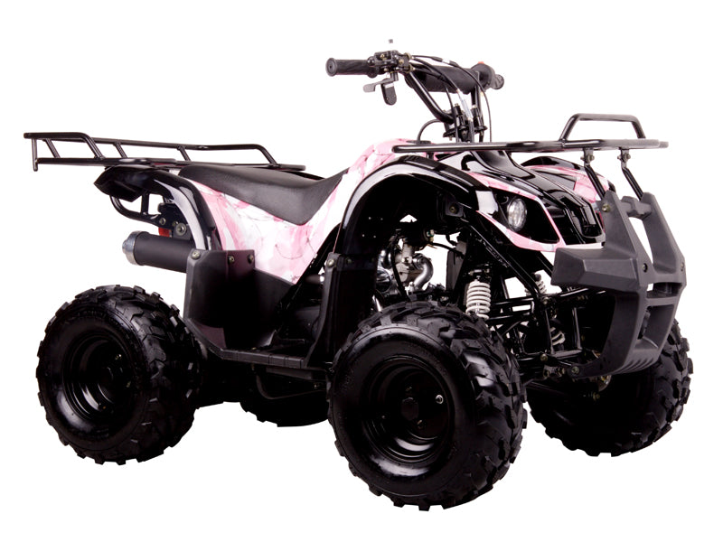 Camo pink coolster atvs free shipping in USA no Taxes