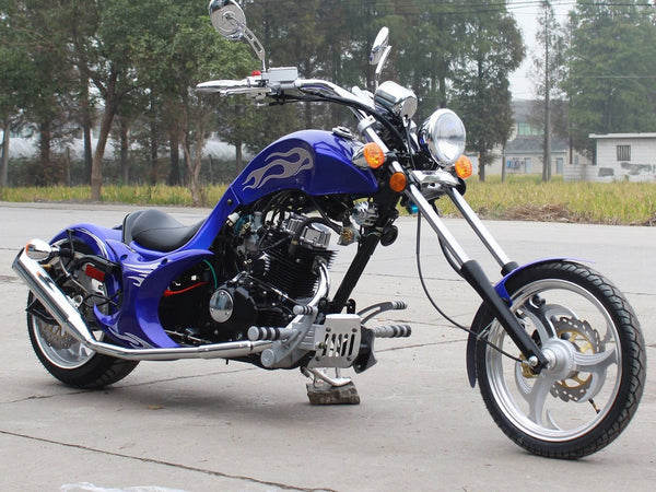 Buy 250cc Dongfang Mini Chopper Df250rtf Villain Street