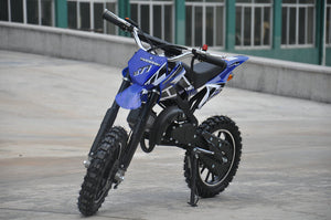 49cc Premium Gas Dirt Bike Motocross 2-Stroke