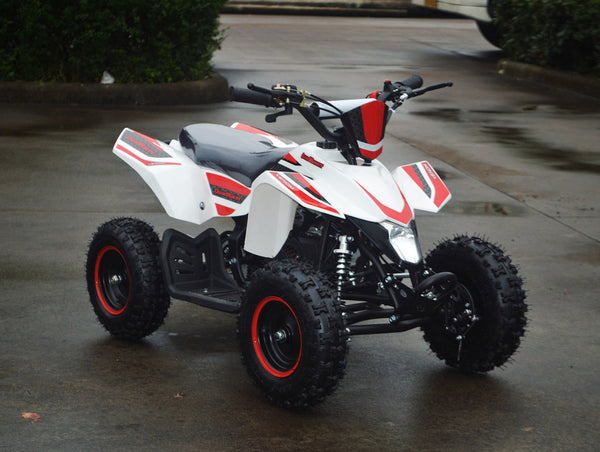 Buy Premium 49cc Mini Quad Atv Four Wheeler Gas Vtt For