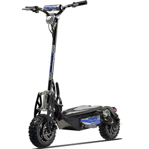 Premium 1600 Watts Power Stand Up Electric Scooter Board with Seat 48 Volts