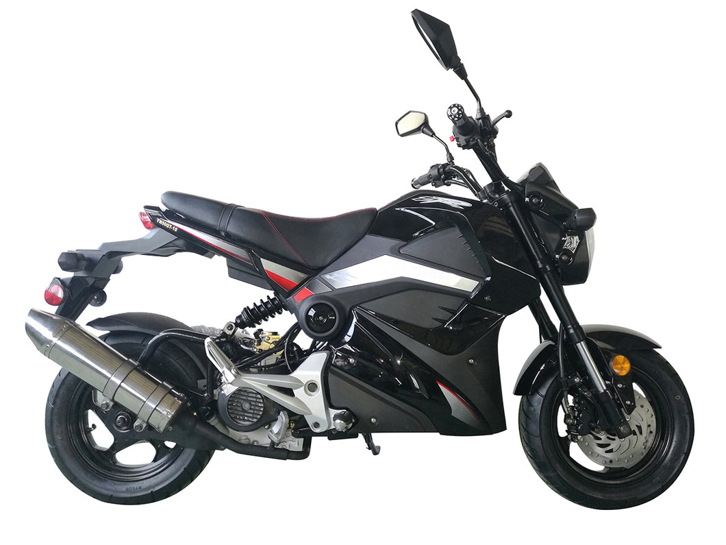 Slash 50 Moped Scooter 49cc Bike - PMZ50-M3