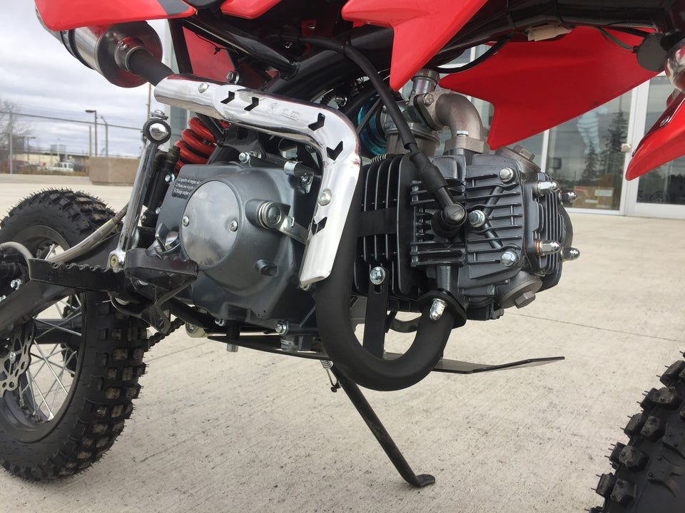 Premium 125cc Dirt Bike Motocross Pit Bike 4-Stroke - Manual Clutch