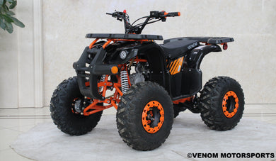 2020 Venom Grizzly 125cc ATV Quad - Fully Automatic [PRE ORDER]