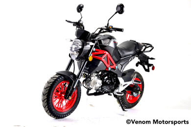 2020 Venom x21RS | 125cc Motorcycle | Street Legal [PRE ORDER MAY 10TH, 2021]