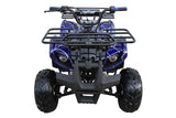 Camo blue coolster atv free shipping in USA no Taxes