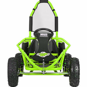 Mud Monster Kids Go Kart | 98cc | Gas Powered | Dune Buggy