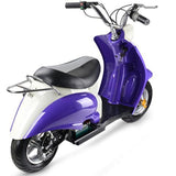100w 200w 300w 350w Electric moped scooter for kids Belmonte MT-EM_Purple Bikes big toys usa