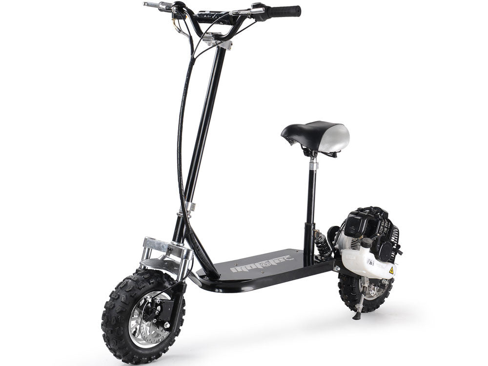 Premium 49cc Gas Power MotoTec Stand Up Scooter Board w