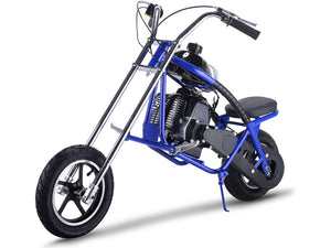 Villain 49cc Mini Chopper - 2 Stroke
