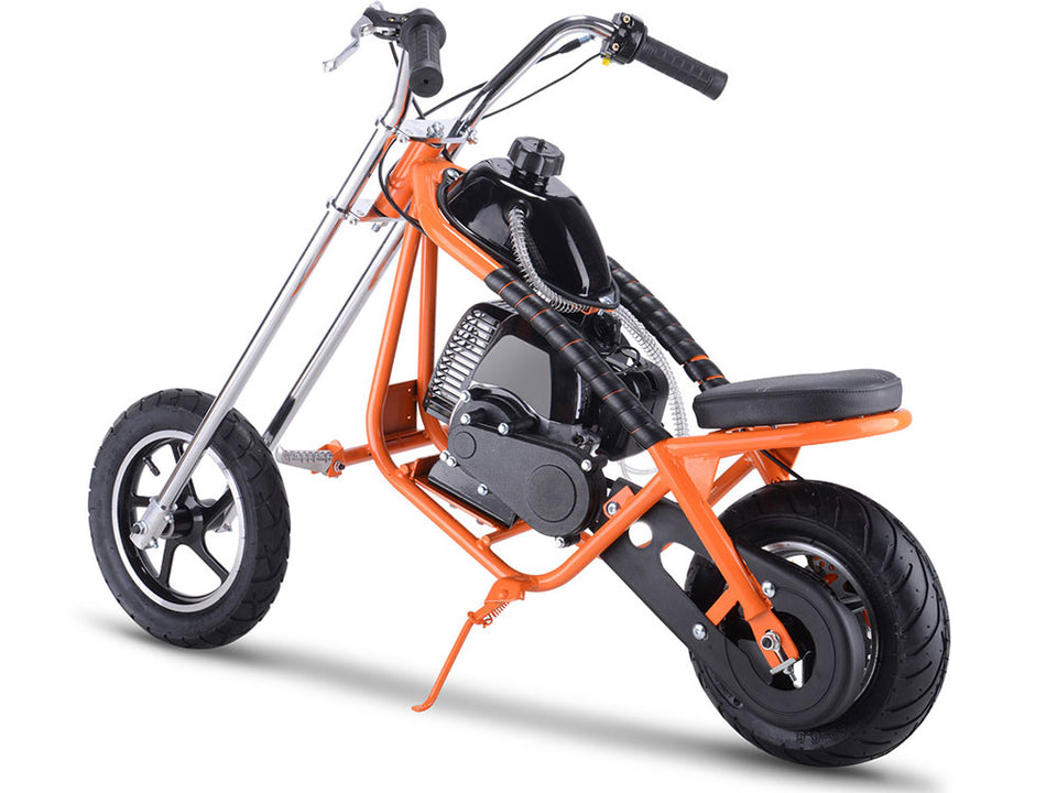 2018 Villain 49cc Mini Chopper - 2 Stroke