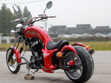 DongFang DF250RTF Mini Chopper Motorcycle Red