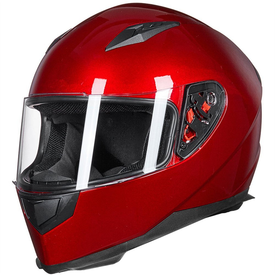 Lightweight Full Face Street Bike Motorcycle Helmet