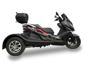 2020 IceBear Maximus 300cc Moped Trike Scooter - Fuel Injected - PST300-20