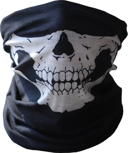 Skull Face Tube Mask