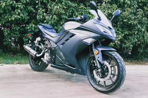 2020 Venom X22-GT 250cc Full Size Motorcycle - Fully Automatic