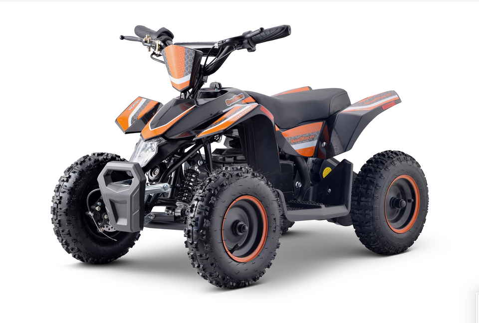 Electric Mini ATV 1000 Watts 36 Volts with LED Headlights