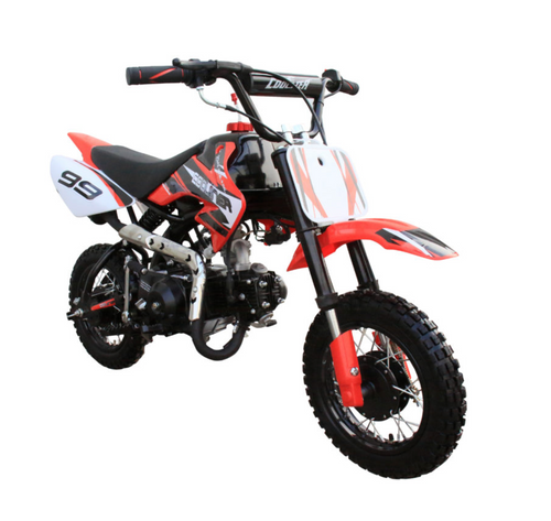 Coolster 110CC | Fully-Automatic | Mid Size Dirt Bike | QG-213A