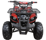 Coolster ATV3125XR8U ATV 125cc ATV3125XR8US 4 wheeler quad for cheap red