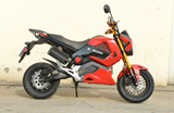 2019 BOOM E-Vader 2000W Brushless 72V Electric Motorcycle - BD578Z