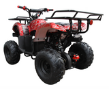 Spider red coolster atv free shipping in USA no Taxes