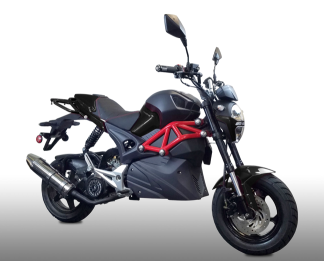 2019 SRT-150 Fully Automatic 150cc Motorcycle - Rocket