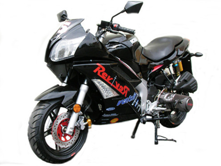 2018 Roma-150 Fully Automatic 150cc Motorcycle