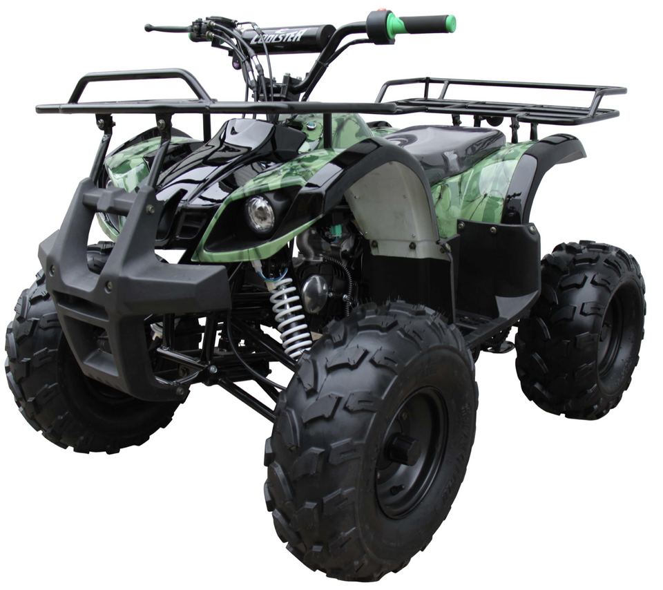 125cc Atv For Sale >> Coolster Ultimate 125cc Atv Fully Automatic Reverse Atv 3125xr8 U