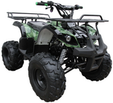 Coolster Ultimate 125cc ATV - Semi Automatic+Reverse - ATV-3125XR8-US