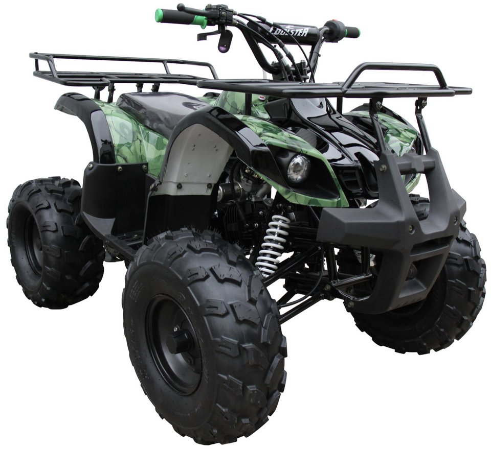 Coolster Ultimate 125cc ATV - Fully Automatic+Reverse - ATV-3125XR8-U