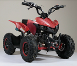 Kandi ATV 50cc/60cc KD60A-2N red quad sport 4 wheeler
