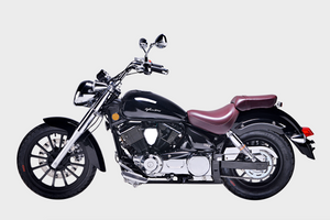 2020 Lycan 250cc Cruiser Chopper - Lifan V16 5-Speed Manual