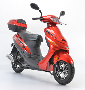 Boom 49cc MVP Moped Scooter Street Legal - BD50QT-9A
