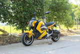 Bullet 50cc Cruiser Moped Bike - Fully Automatic Street Legal