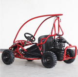 Kids Speed Racer 80cc Go Kart - DF80GKS