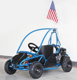 DF80GKA free shipping in USA dongfang kids go cart 80cc