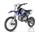 Blue apollo DB x19 dirt bike motocross bike for sale near me apollo db19