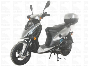 Icebear scooter 49cc PMZ50-1 moped free shipping in USA