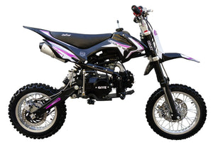 Coolster 125cc Motocross Dirt Bike - XR-125A | 4-Speed Manual